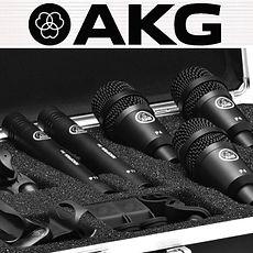 akg microphone 咪