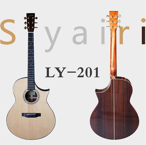 S.Yairi LY201 Guitar