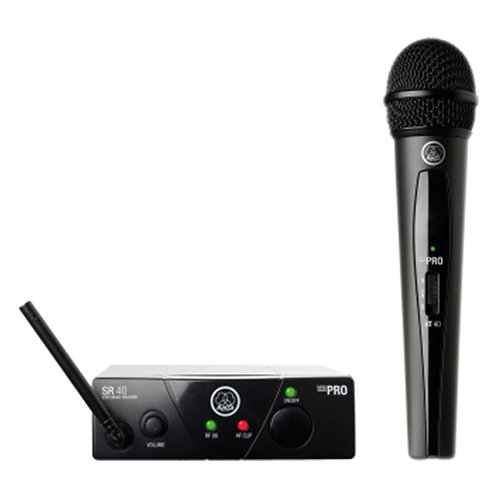 AKG WMS 40 PRO MINI wireless handheld microphone (無線咪SET_