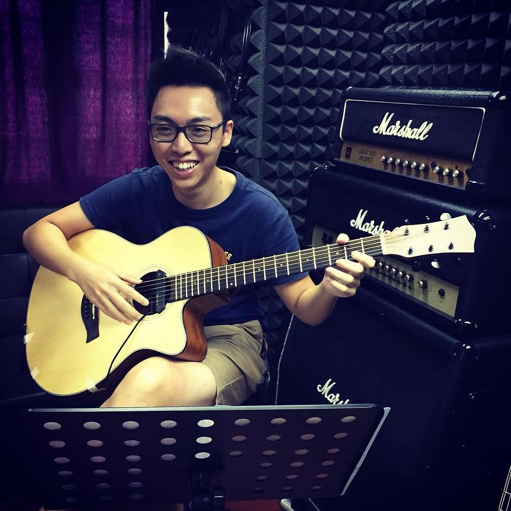 吉他彈奏技巧