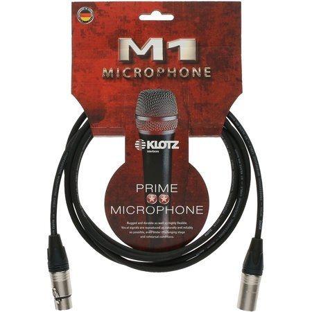 M1 Mic Cable XLR-F / XLR-M, 3m Neutrik
