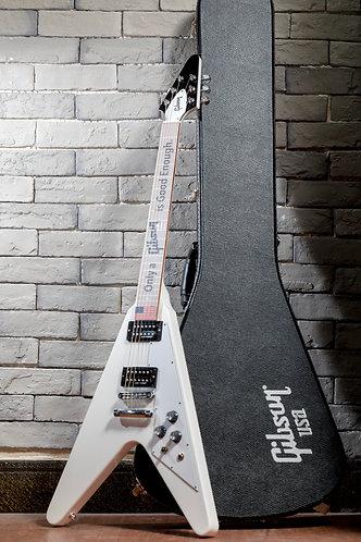 Gibson Flying V White 2017