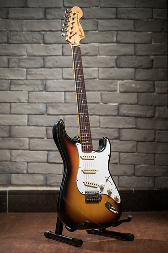 Fender Japan Stratocaster Sunburst (1993-1994)
