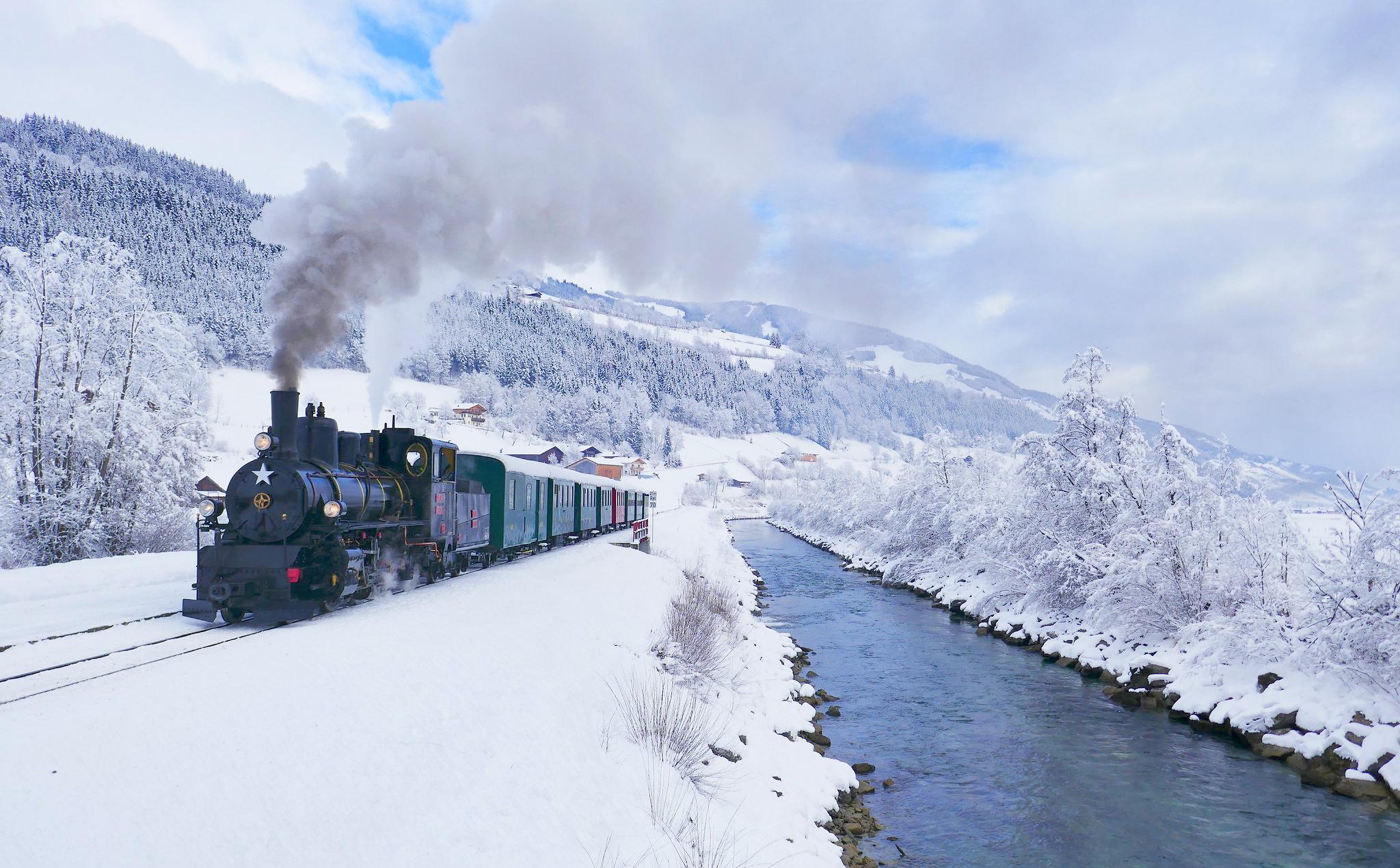 Pinzgauer Lokalbahn, 2017