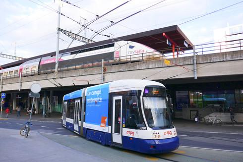 Cityrunner and TGV, 2018.jpg