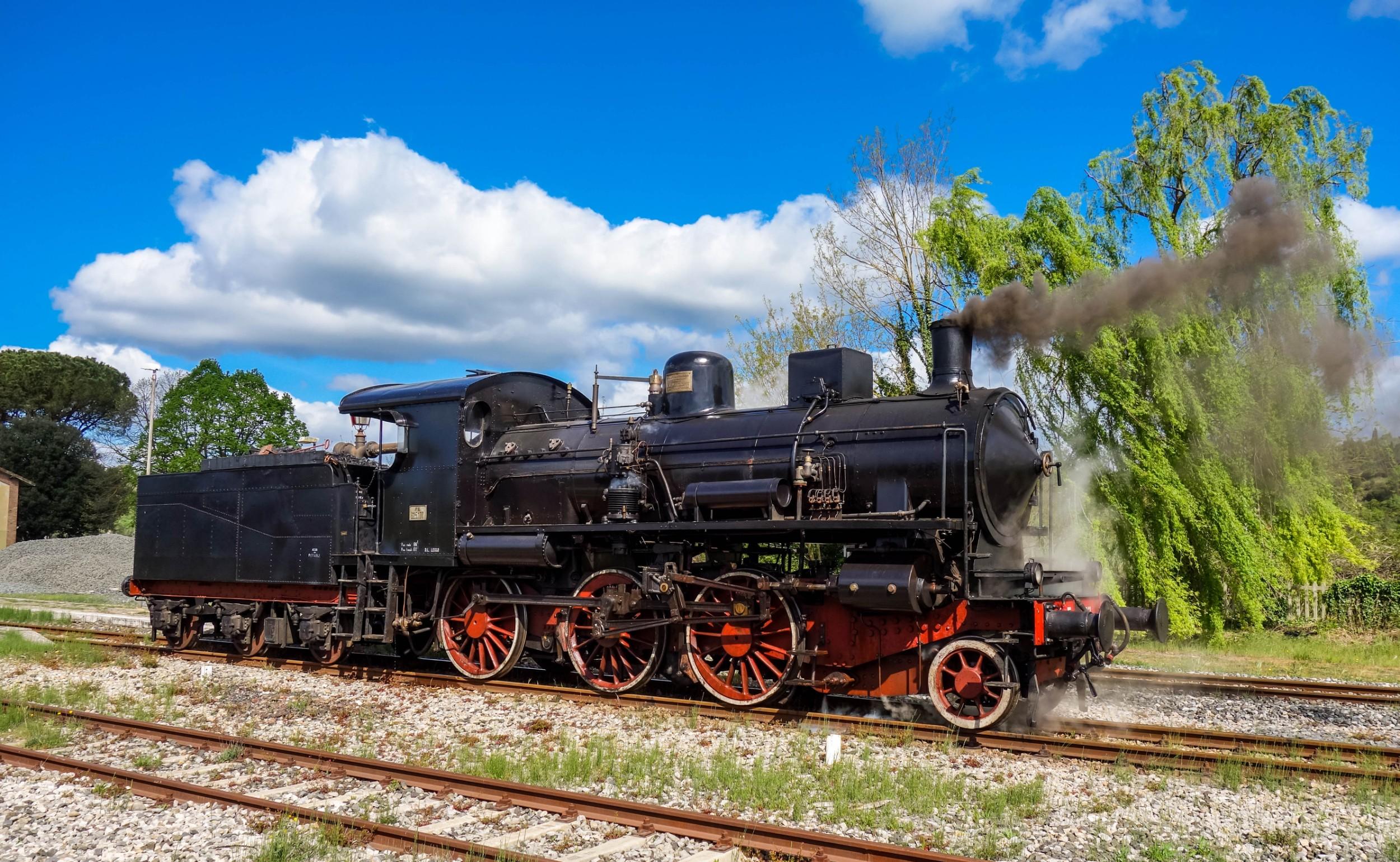 Tuscany Steam