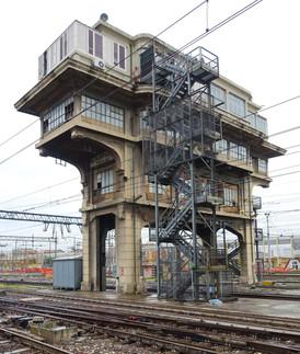 Bologna Signal Box, Italy