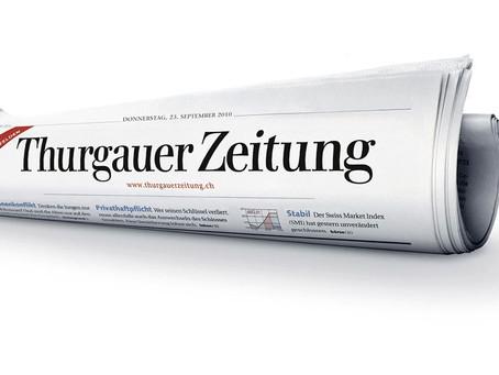 Neue Berichterstattung in der Thurgauer Zeitung und auf Radio Munot
