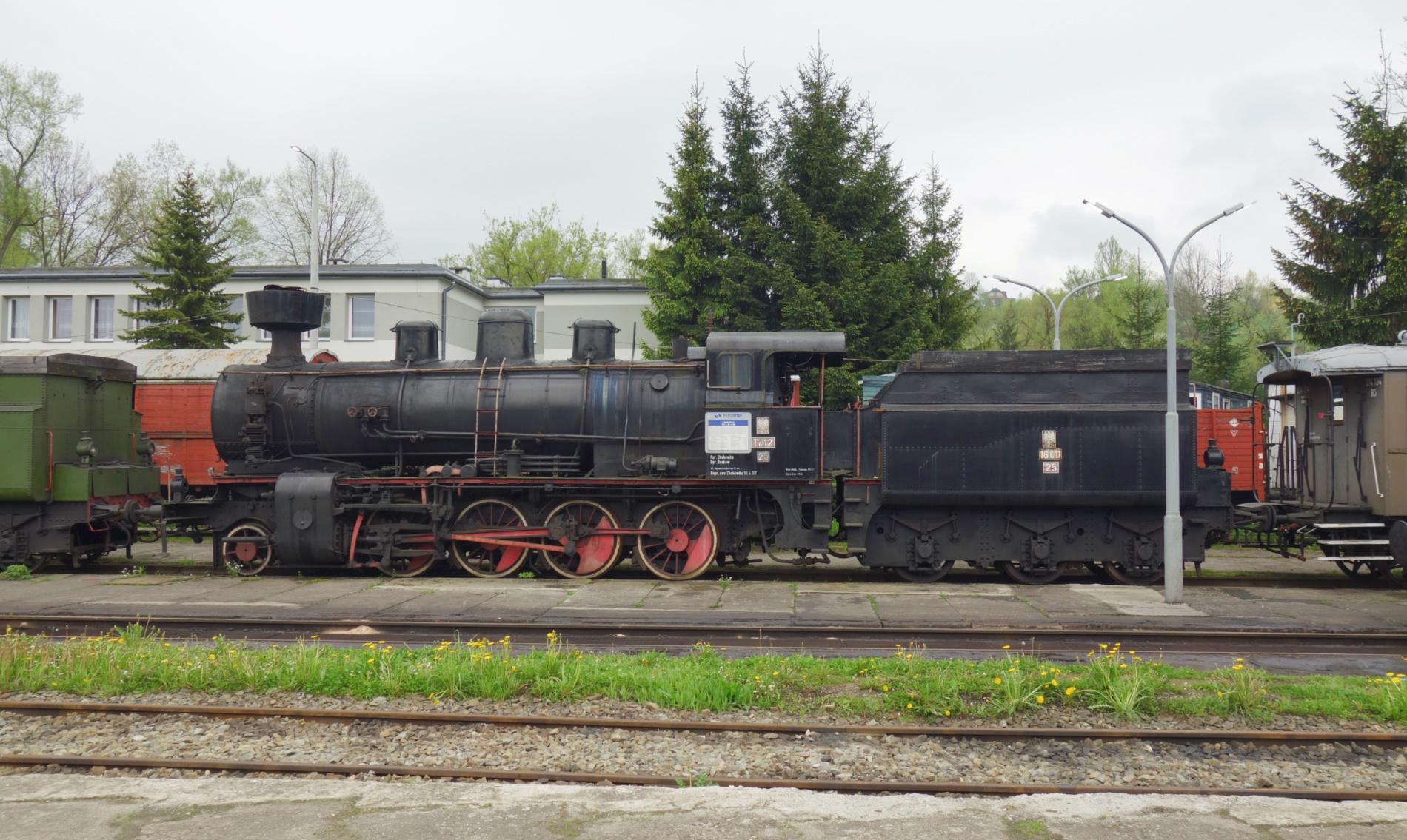 Tr12 25 in Chabowka, 2017
