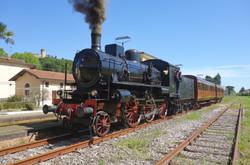 Italian Main Line Steam, 2016