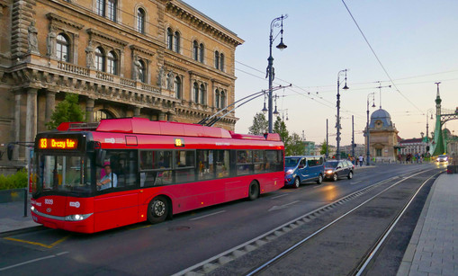 Budapest Trolley at Dusk.jpg