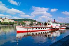 Steamer Vltava, Prague.jpg