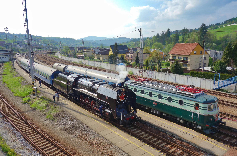 Slovak Border Station 2017