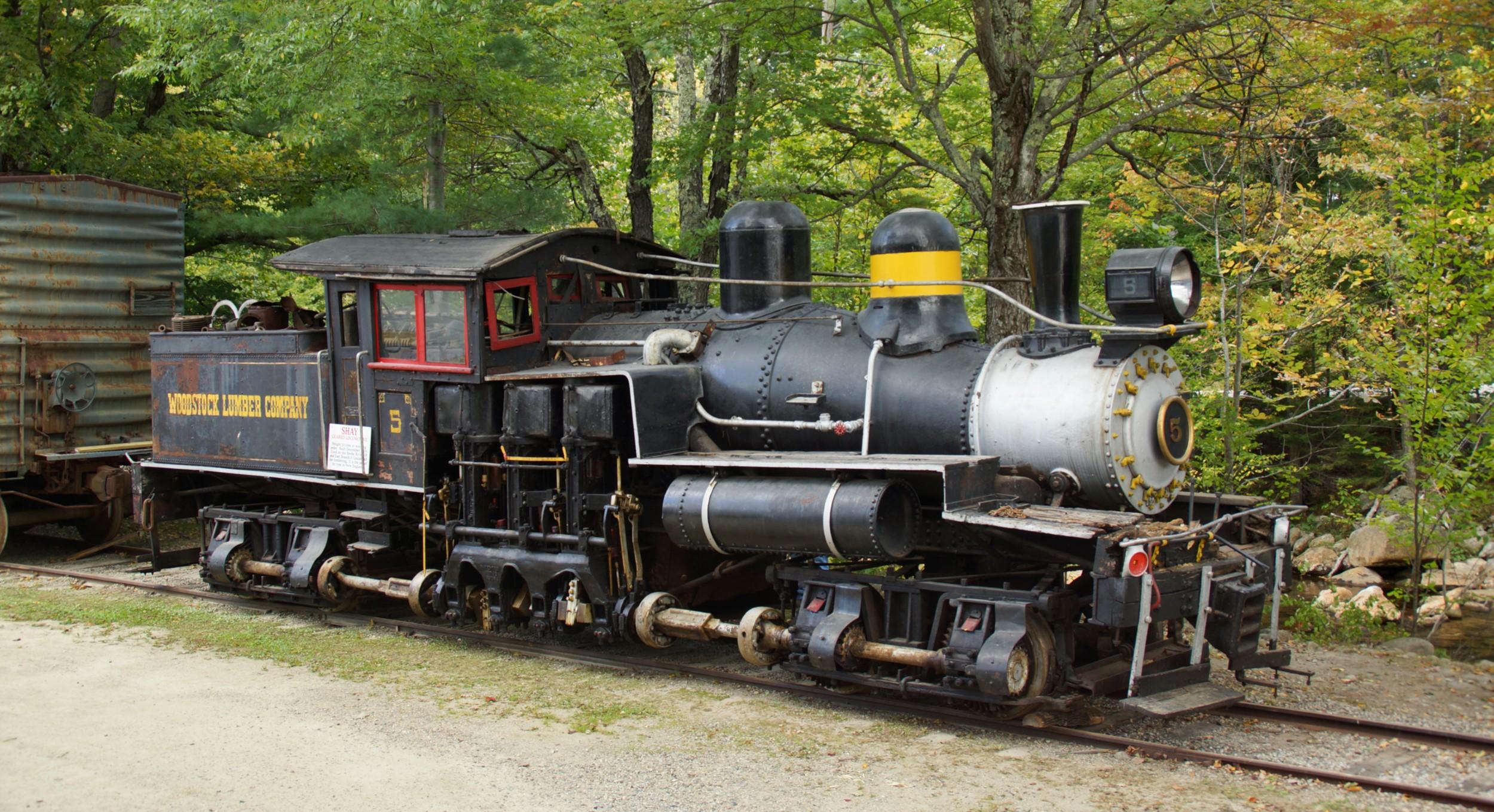 New Hampshire Shay, 2012