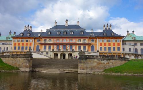 Pillnitz Palace, Dresden