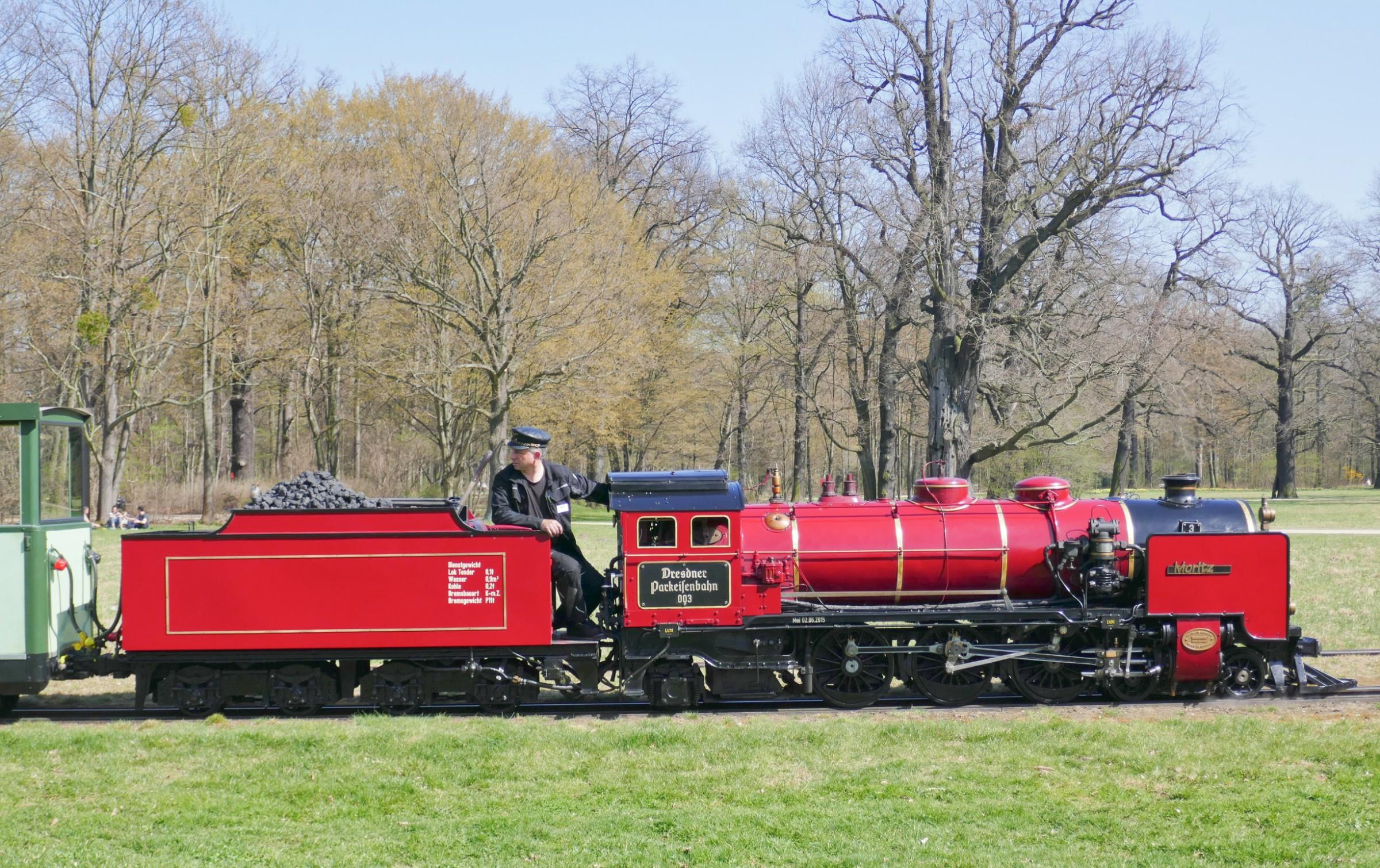 Dresden Park Railway
