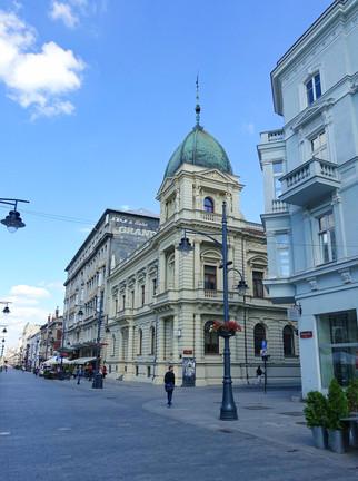 Piotrkowska Street, Lodz