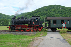 Dampfbahn Fränkische Schweiz, 2017