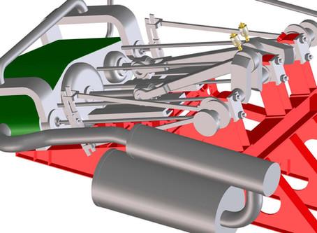 Engineering Update zur Dampfmaschine