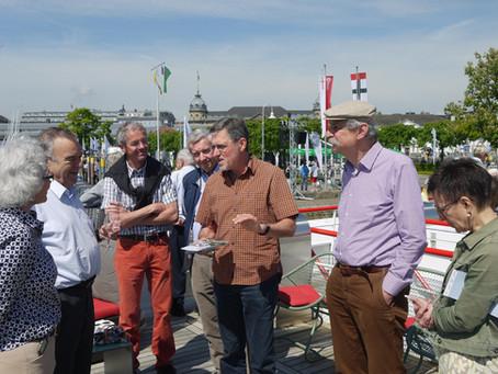 Dampferfreunde tagen am Untersee - Verein Pro Dampfer erstmals Gastgeber