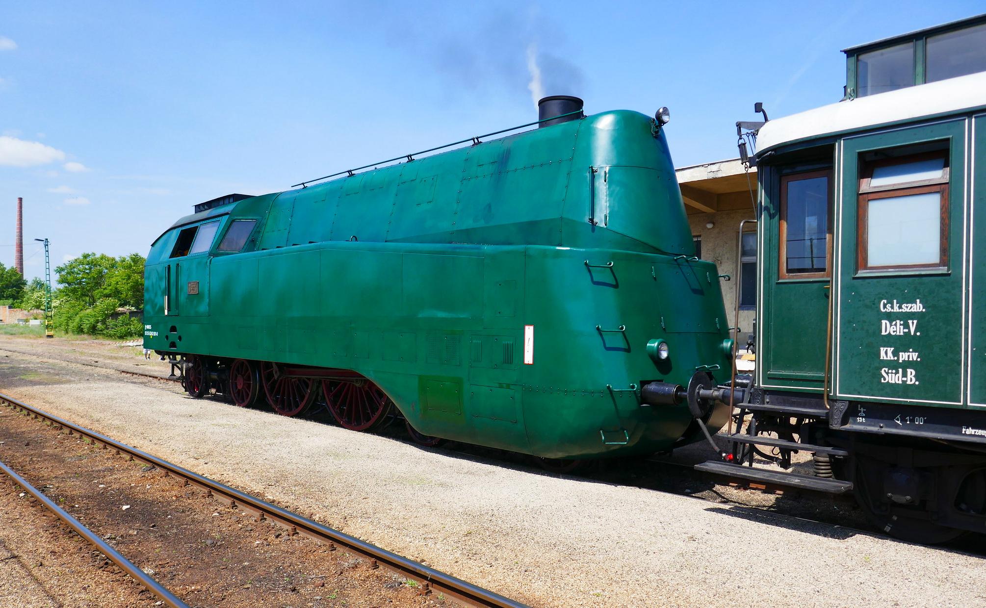 Hungarian Streamliner, 2018