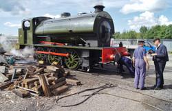 Ribble Steam Railway, 2013
