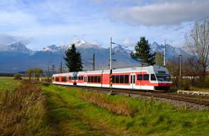 Tatra Electric Railway, Slovakia, 2016.j