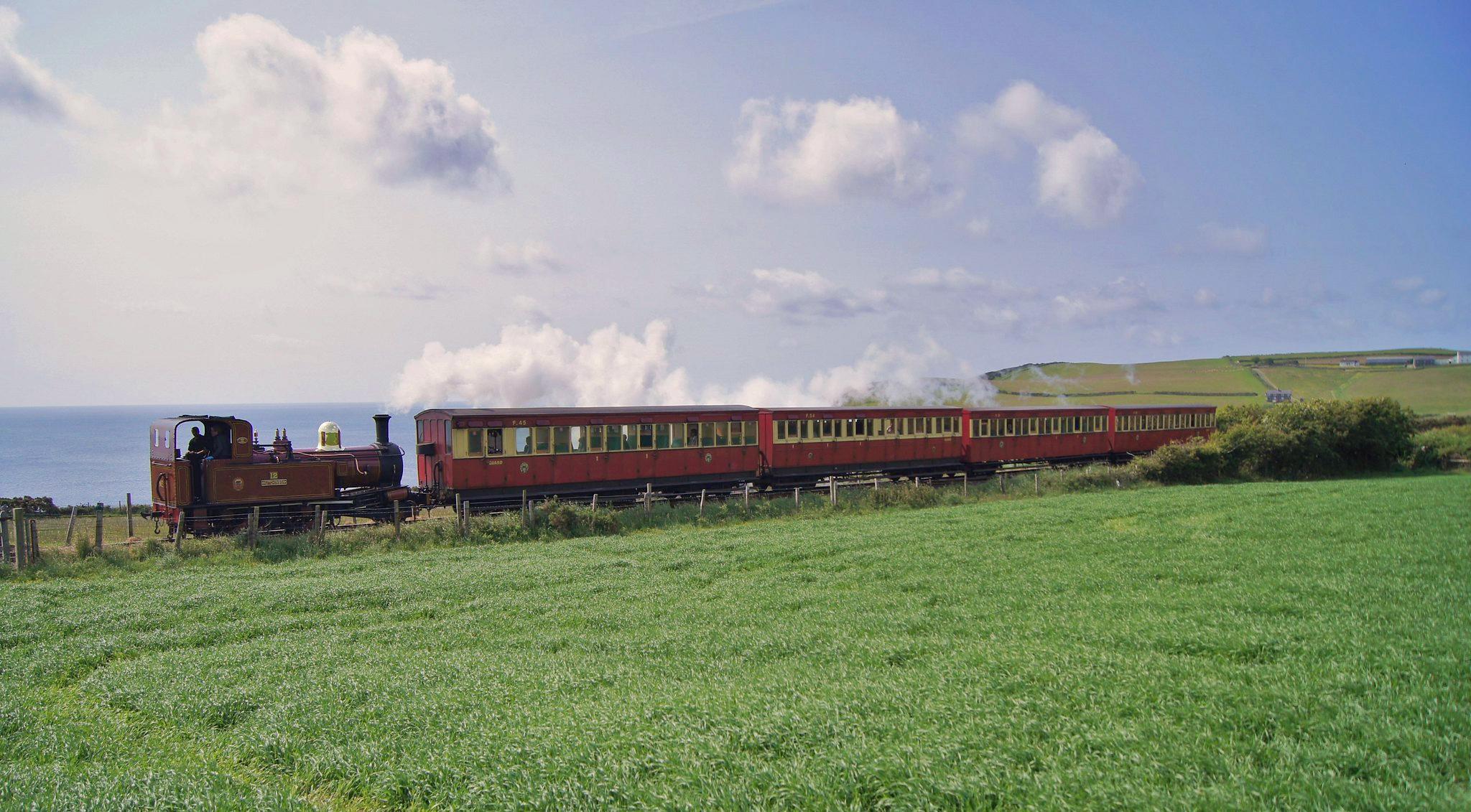 Isle of Man Steam Railway, 2013