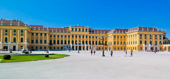 Schönbrunn, Wien