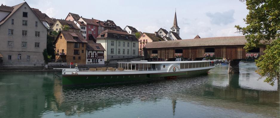 Diessenhofen Brücke