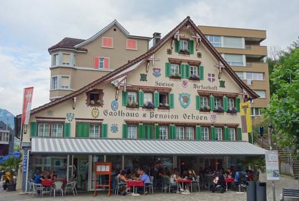 Brunnen, Switzerland