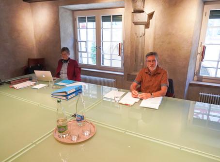 Erfolgreiche Restversammlung in Stein am Rhein