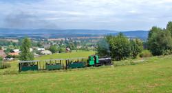 Mladejov Railway, Czech Republic, 2012