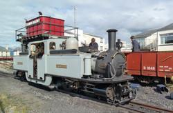 Ffestiniog Railway, Wales, 2014