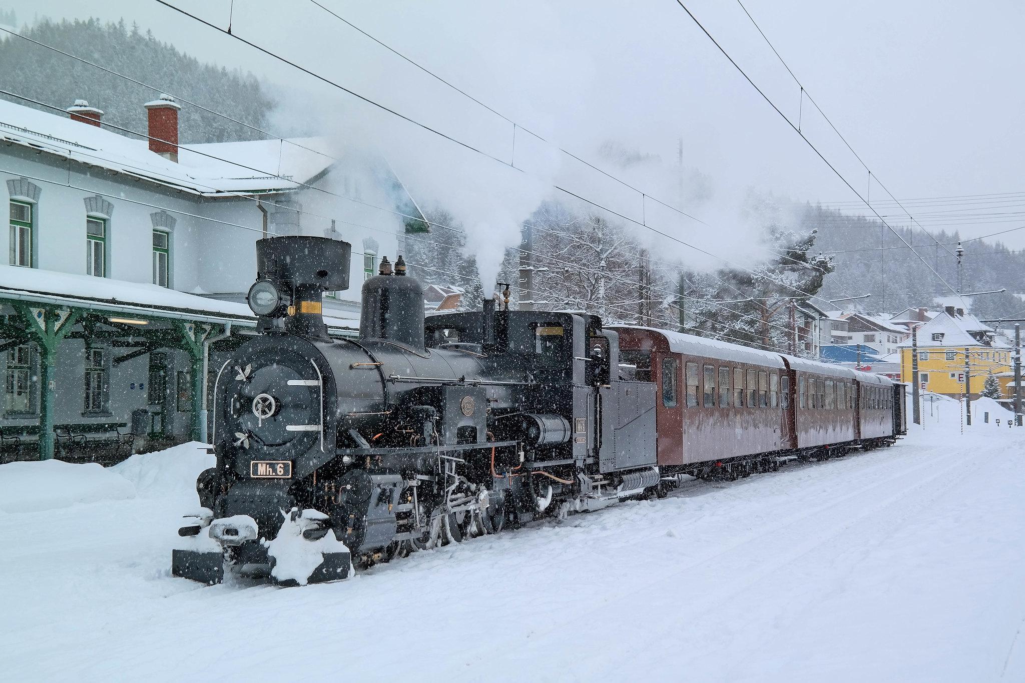 Mariazellerbahn 2015
