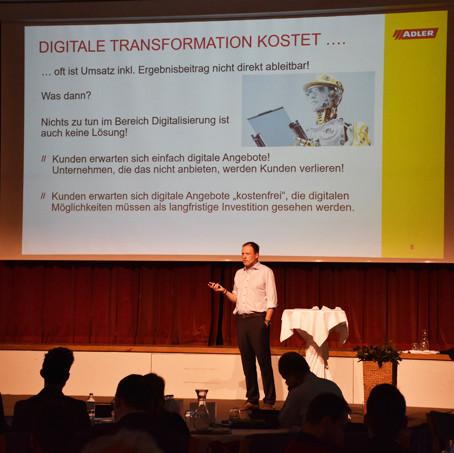 Digitale Transformation ist ein Generationenprojekt