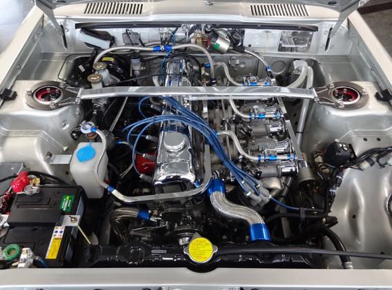 ケンメリ 2000GT(GT−R仕様)