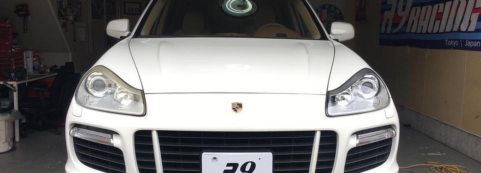 Cayenne turbo