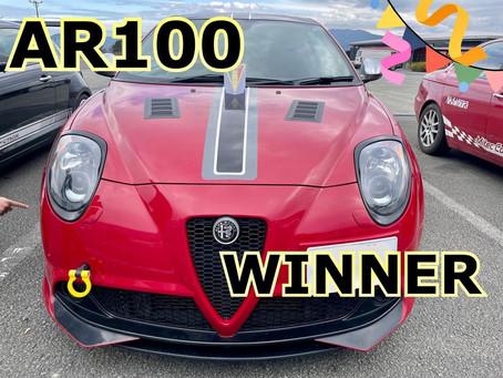Alfa Romeo Challenge タイムアタック組