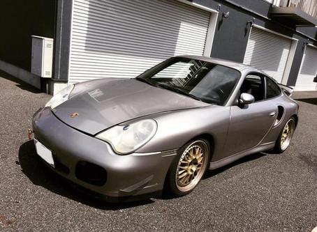 996turbo 6MT エンジン不動