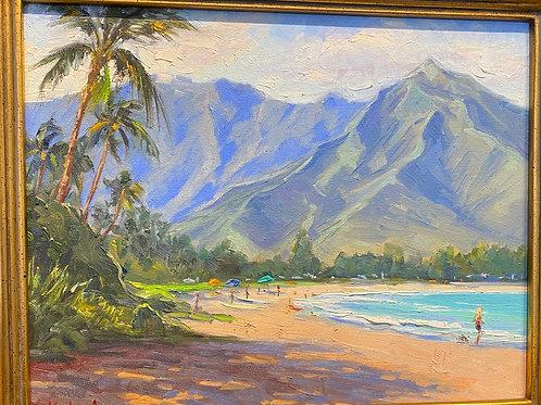 Summer in Hanalei Bay