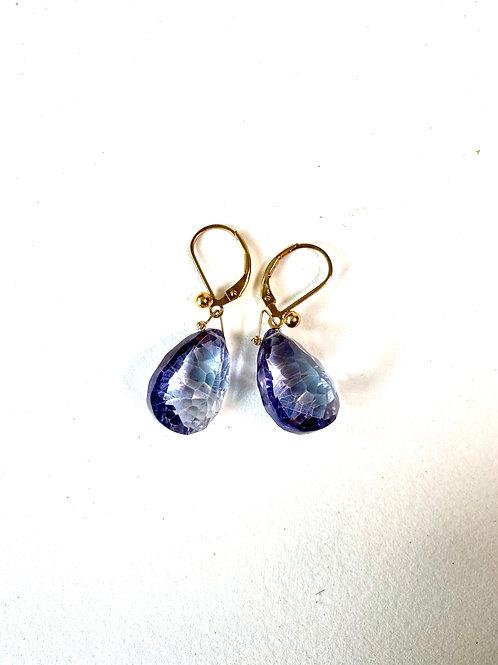 Diane Blue Earrings