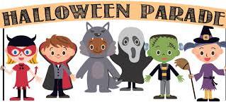 Halloween Parade @ 1:15pm