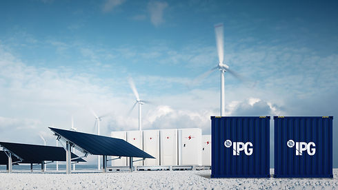 Wind-solar-battery-and-renewable-fuel-hy