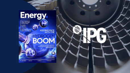 IPG CEO spends '5 minutes with…' Energy Digital