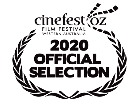 Feedback from our premiere at Cinefest Oz!