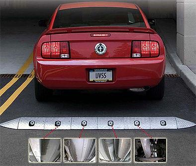 Under vehicle surveillance system, Xpertech