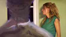 What Beauty Defines, 2004, oil on linen, 24x40 in.