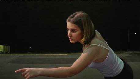 Regarding The Unknown, 2010, oil on vanvas, 24x36 in.