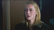 Portrait of Kate, 2003, oil on canvas, 24x48 in.
